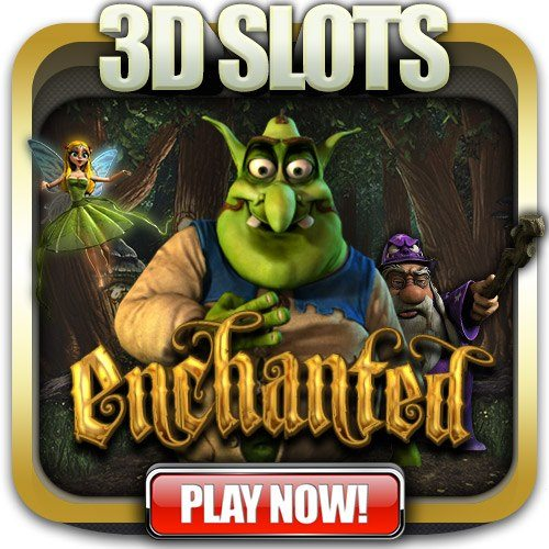 Enchanted 3D Slot Game