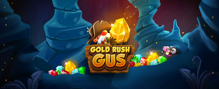 Gold Rush Gus Slot
