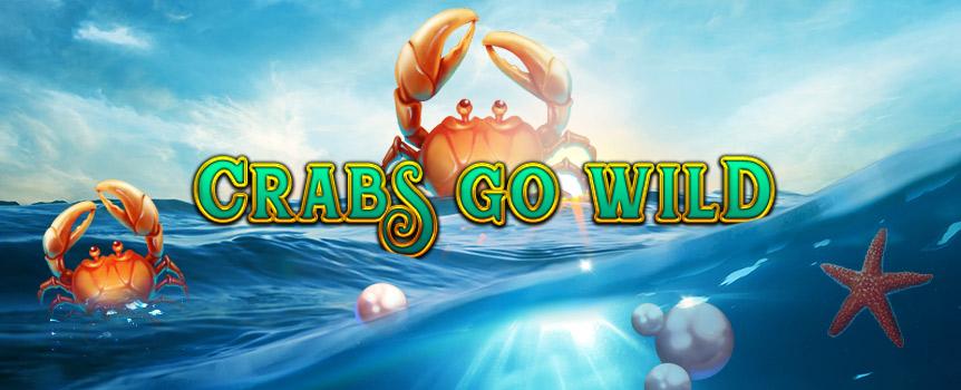 Crabs Go Wild Slots