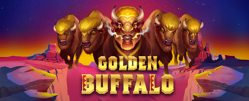 Golden Buffalo Slot