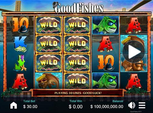 Goodfishes Slot