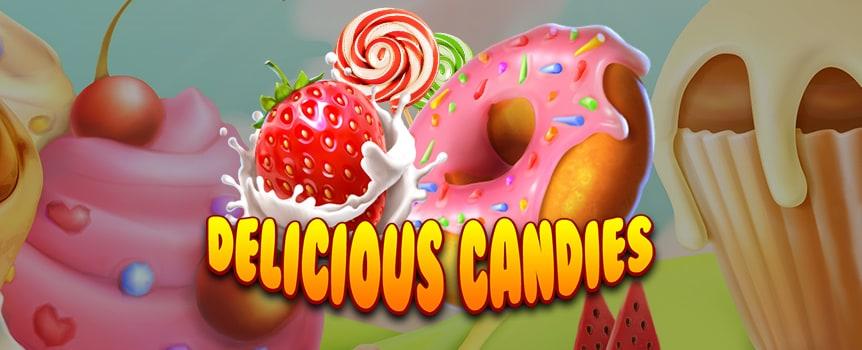 Delicious Candies Slots