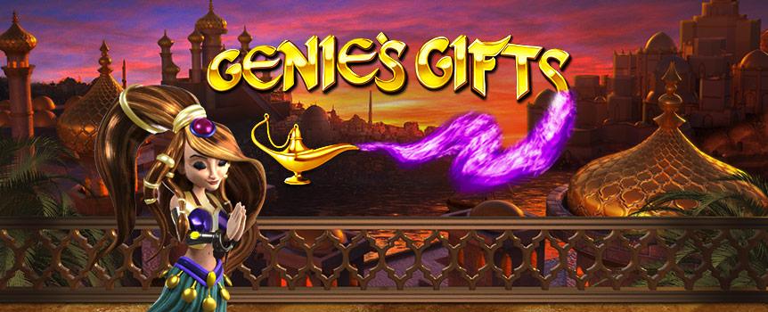 Genie's Gifts Slot