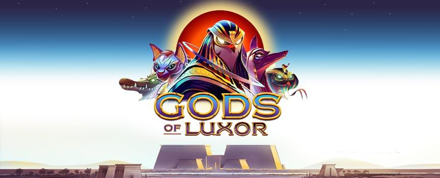 Gods of Luxor Slot