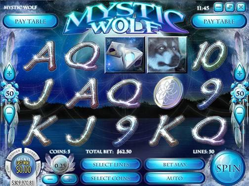 Mystic Wolf Online Slot